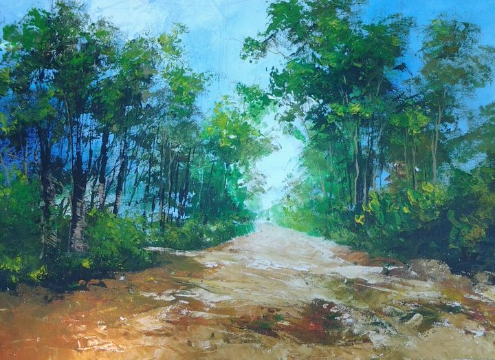 The Road Less Travelled - Aartzy - Let's Talk Expressions