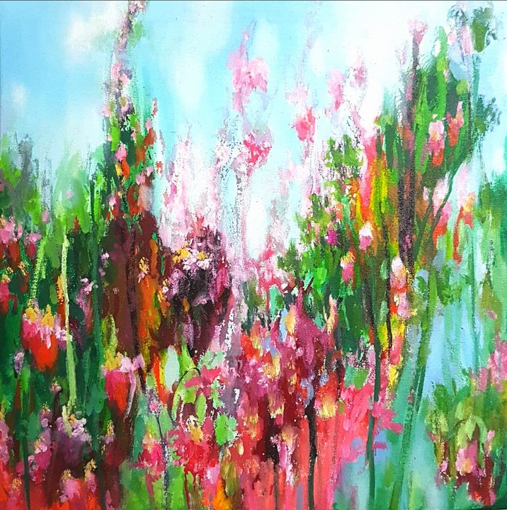 The Vibrancy of Nature - Aartzy - Let's Talk Expressions