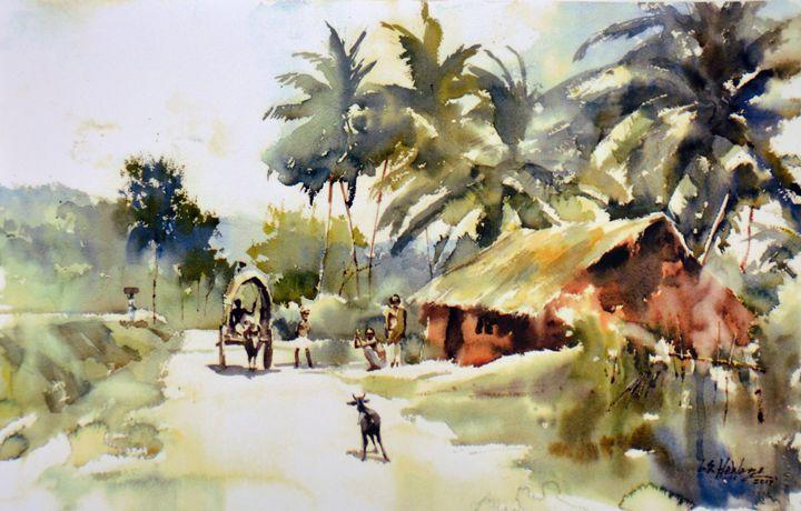 Village Stopover - Aartzy - Let's Talk Expressions