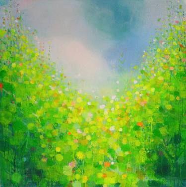 Flowery Meadow - Aartzy - Let's Talk Expressions