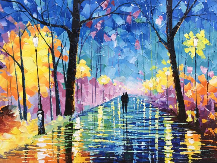 After the Rain Subsides - Aartzy - Let's Talk Expressions