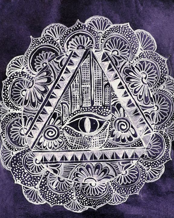 The All Seeing Eye - Aartzy - Let's Talk Expressions