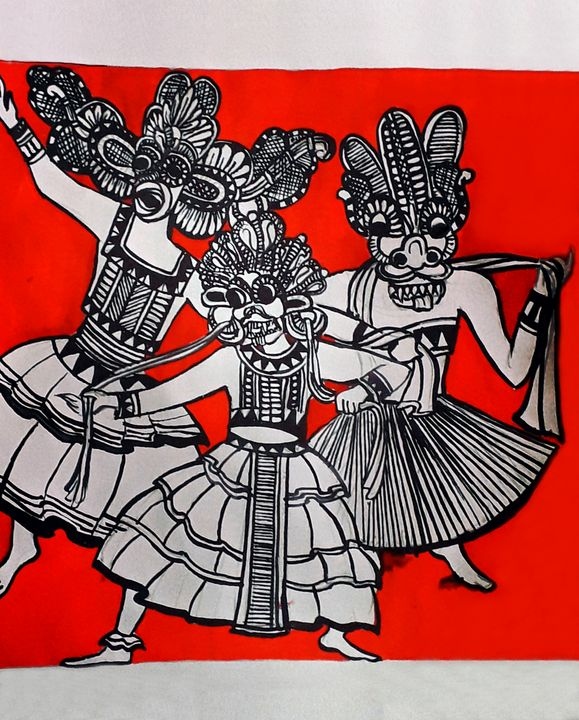 Spirit Dancers - Aartzy - Let's Talk Expressions