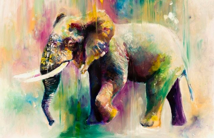 The Tusker and the Dream - Aartzy - Let's Talk Expressions