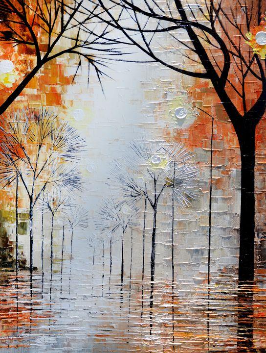 Autumn Pleasures - Aartzy - Let's Talk Expressions