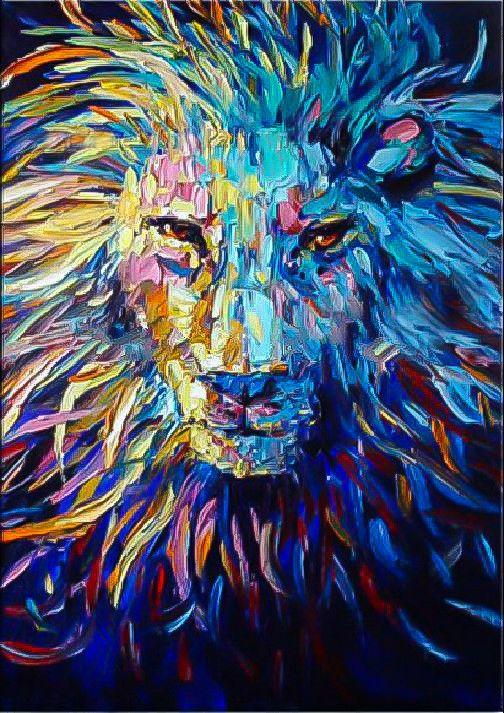 A Technicolor Roar - Aartzy - Let's Talk Expressions