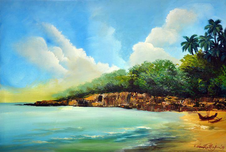 Tropical Bay - Aartzy - Let's Talk Expressions