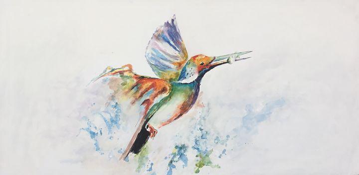 The Triumphant Flight - Aartzy - Let's Talk Expressions