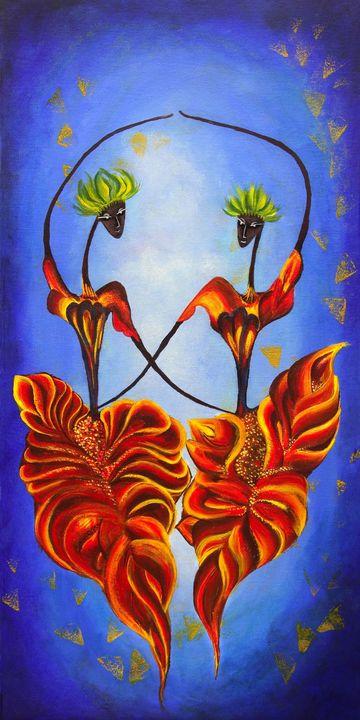 Flamenco Dancers - Aartzy - Let's Talk Expressions