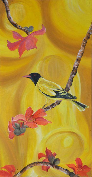 Golden Songbird - Aartzy - Let's Talk Expressions