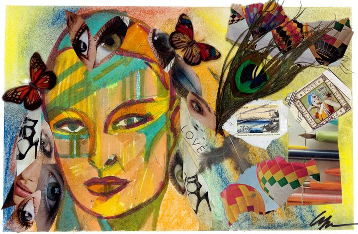 Butterfly Kisses - CYNVision Art and Photography