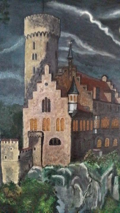 Castle Germany - Catherine & Marks Art