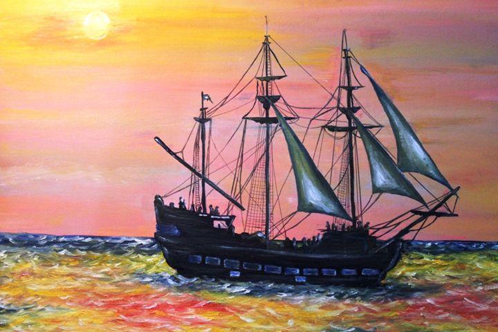 pirates of the Caribbean - M.Kayani