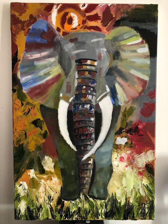 The new Elephant - Ivan Ivanoff
