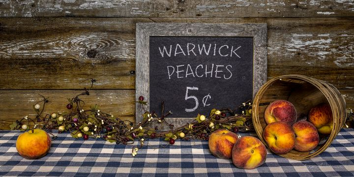 5 Cent Peaches - S.Williamsen