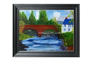 Red Bridge, Callander, The Trossachs