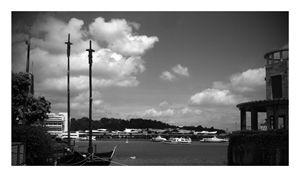 harbour - mahe