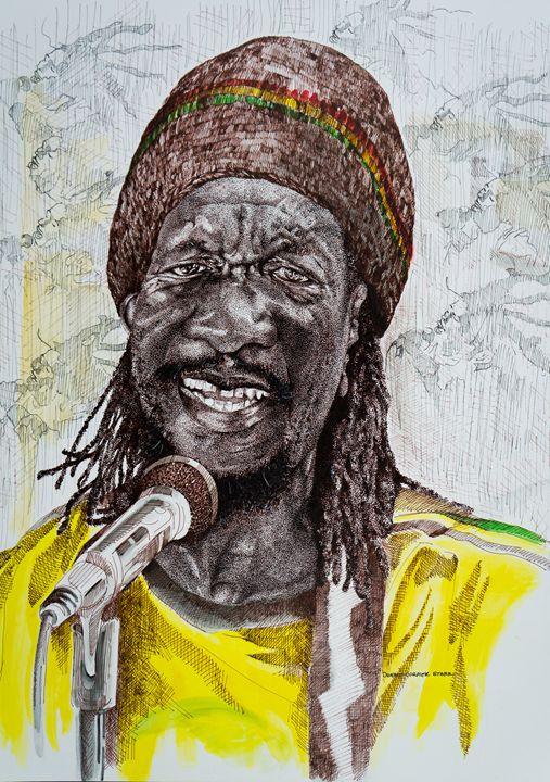 Reggae Man II - Donald Corpier Starr