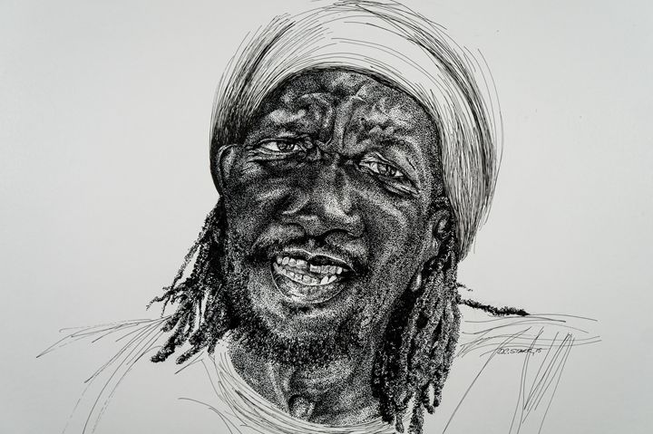 Reggae Man - Donald Corpier Starr
