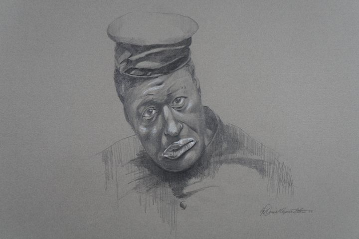 Bert Williams the Entertainer - Donald Corpier Starr