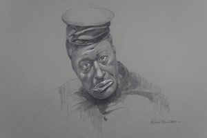 Bert Williams the Entertainer