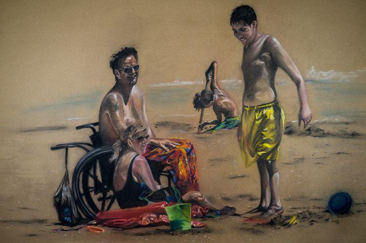Virginia Beach II - Donald Corpier Starr