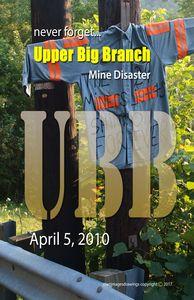 Upper Big Branch Poster