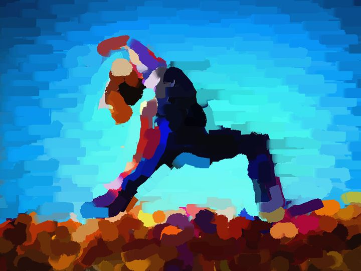 Martial Arts - Paintings and prints