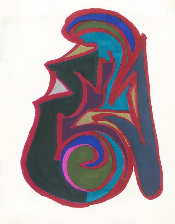 Doodle 19 - Mark Ray