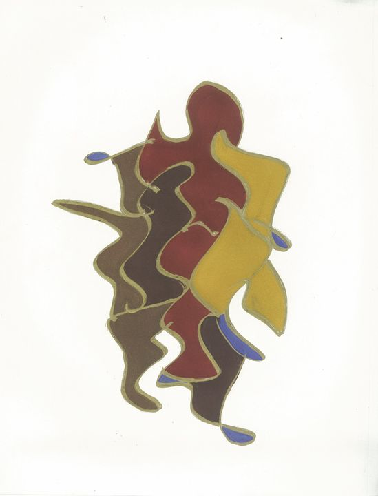 Doodle 4 (Side A) - Mark Ray