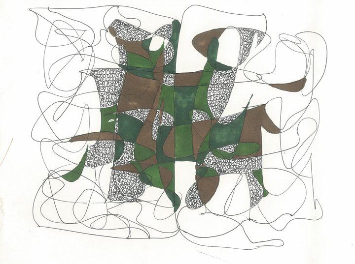 Doodle 12 - Mark Ray