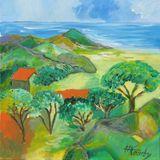 vue de  Corse