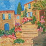 petite rue de provence