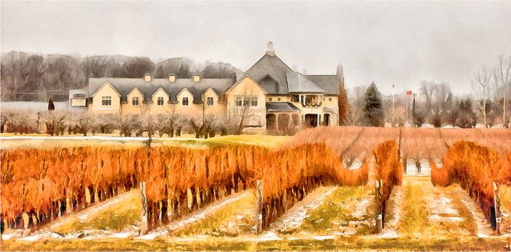 Peller Estates - Niagara On The Lake - Leslie Montgomery