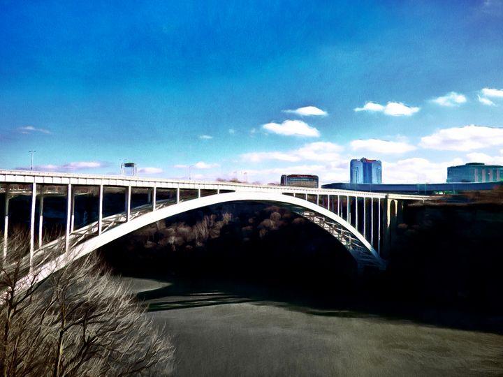 Rainbow Bridge - Leslie Montgomery