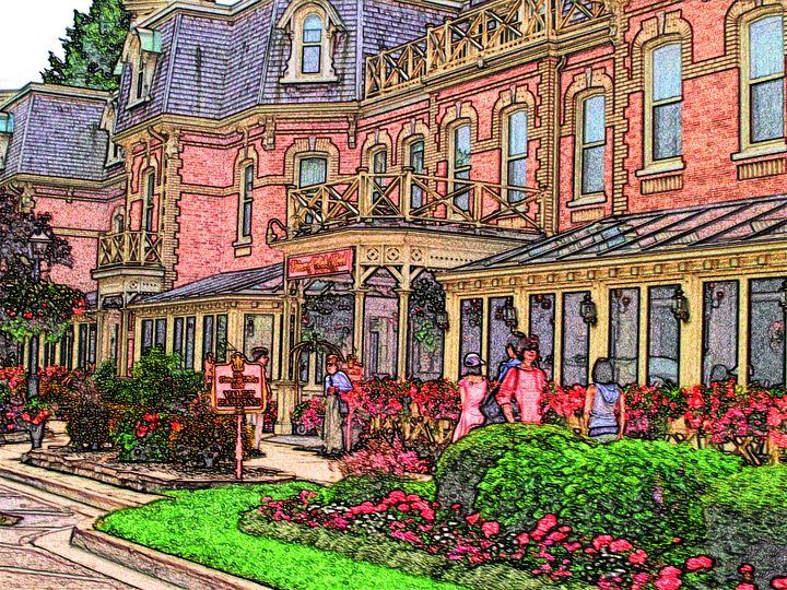 Niagara On The Lake Hotel - Leslie Montgomery