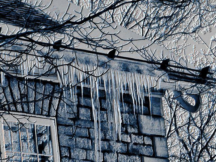 When Ice Isn't  Nice - Leslie Montgomery