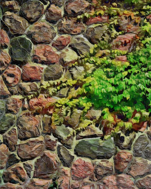 Ivy Wall - Leslie Montgomery