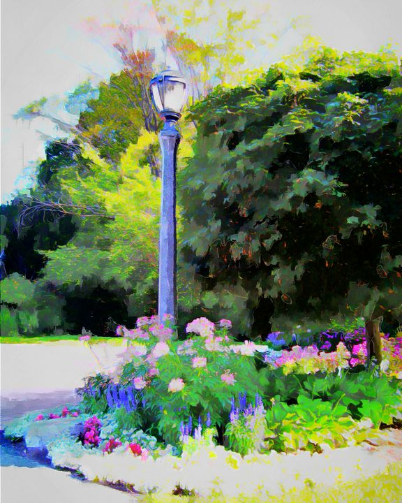 Park Light - Leslie Montgomery