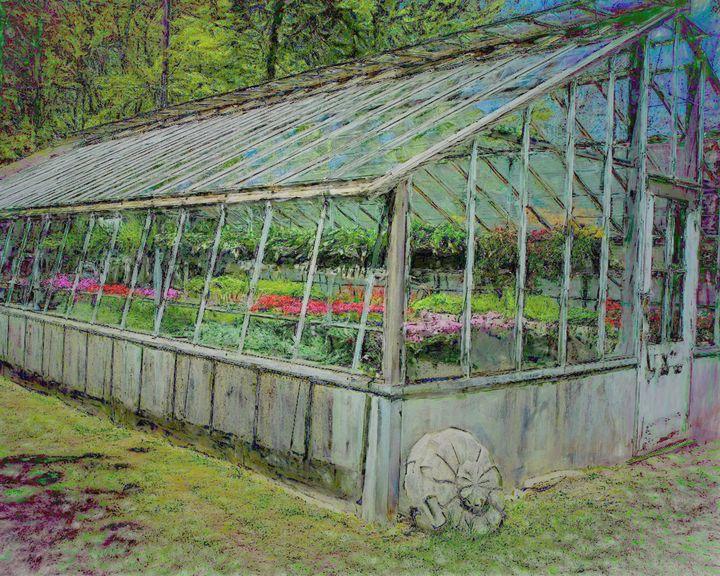 Greenhouse Effect - Leslie Montgomery