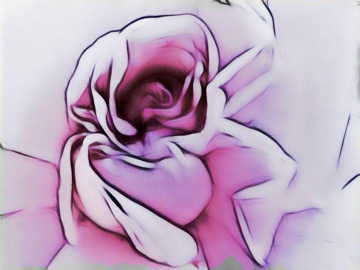 Peeling Back The Petals - Leslie Montgomery