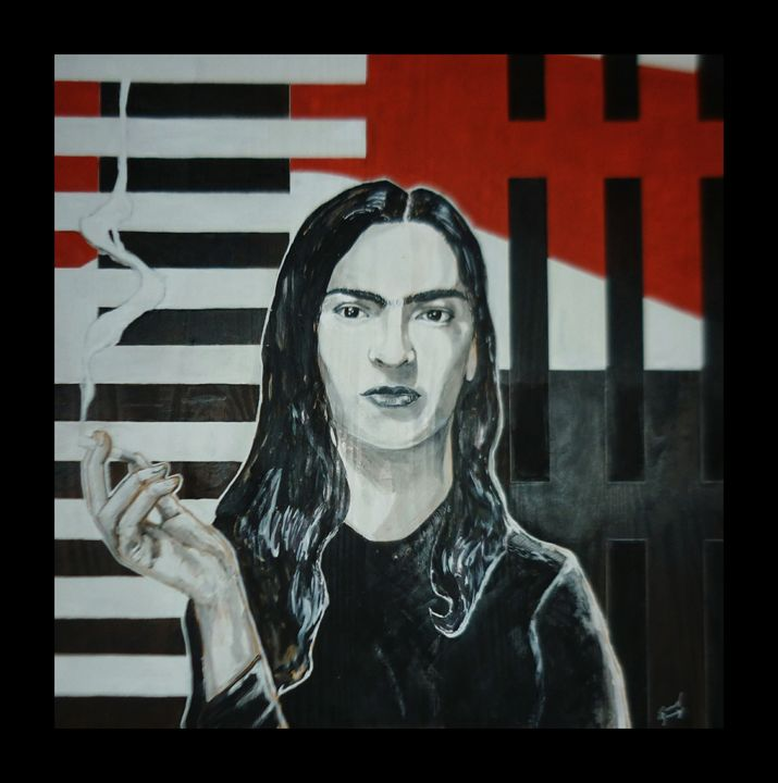 The other Frida - Samuel Bermúdez