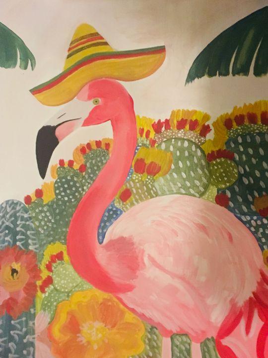 Desert Flamingo - SterlingRose