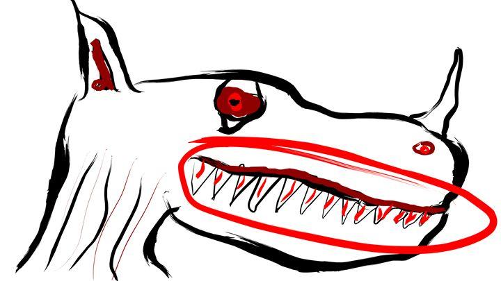 Blood-cut Teeth - Tyler Dylan Brown's Galleria