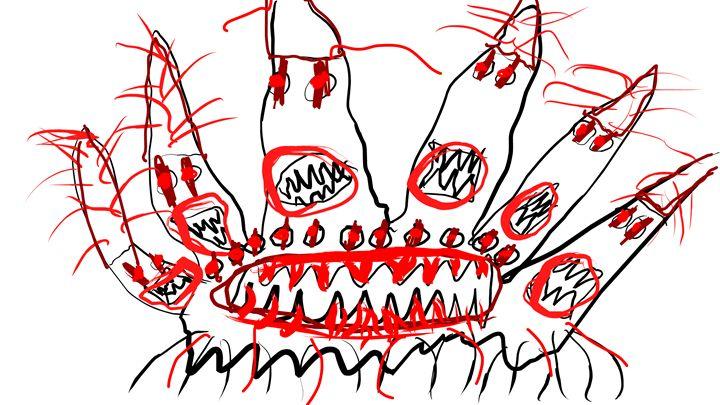 Seven Creatures of Severity - Tyler Dylan Brown's Galleria