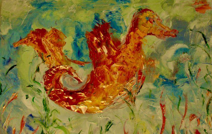 Sea Horse - Richard J Grasso