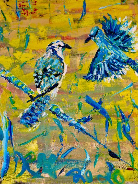 Blue Jays - Richard J Grasso