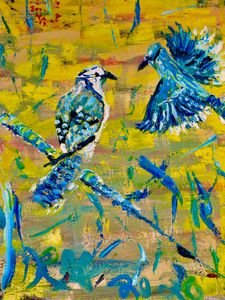 Blue Jays - Richard J Grasso