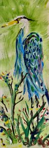 Great Blue Heron - Richard J Grasso