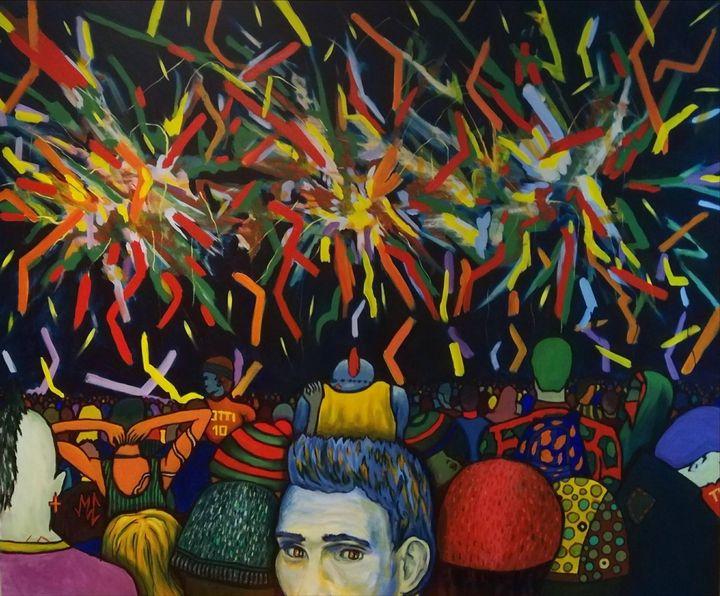 Fireworks - Marco Crispano